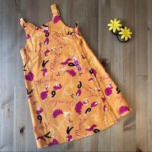 Gymboree NWT Copa Cabana dress, sz 3